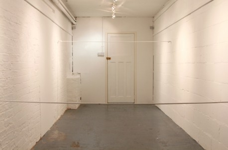 An art exhibition by VIctoria Lucas at Untitled Gallery in Manchester