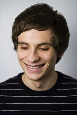 Daniel Simonsen at Manchester Gorilla Group Therapy