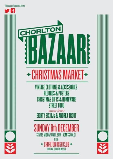 chorlton bazaar