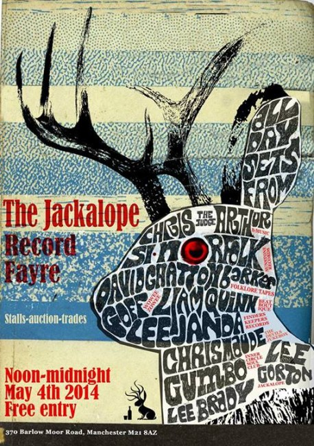 jackalope record fair