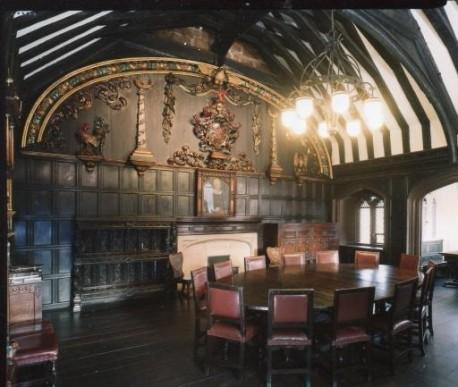 Chetham's Library-Reading Room