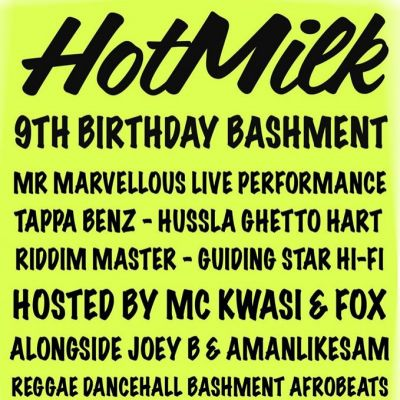 Hotmilk Manchester