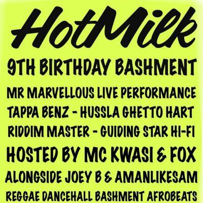 Hotmilk Manchester