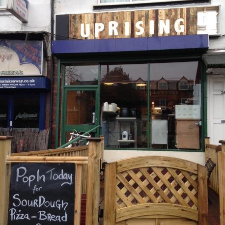 Uprising Kafe