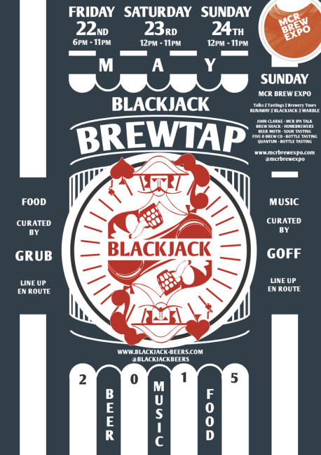 blacjack brewtap MAY