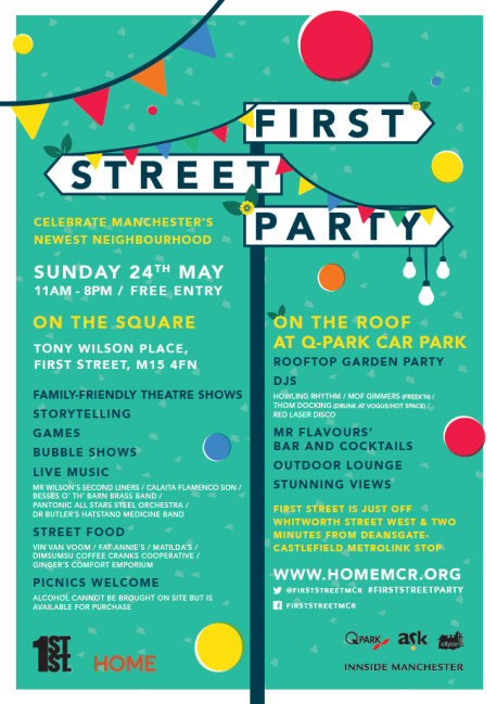 first street party