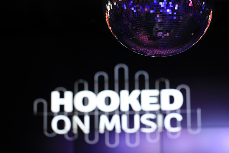 hooked on music