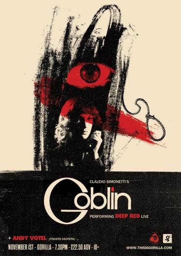 Goblin Deep Red