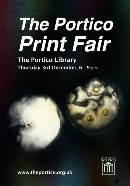 Portico Print Fair