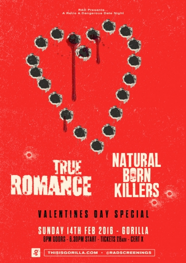 RAD Valentine's Films Gorilla