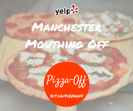 Yelp Pizza Off