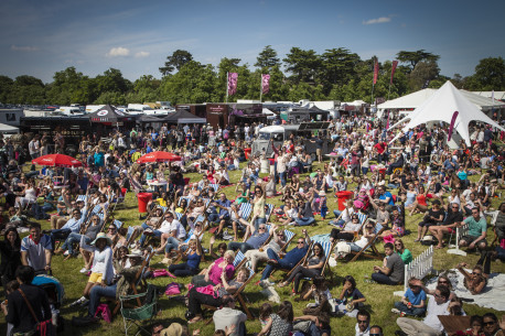 Foodie Festival 2016 Tatton Park