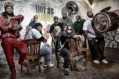 Hot 8 Brass Band Manchester BOTW