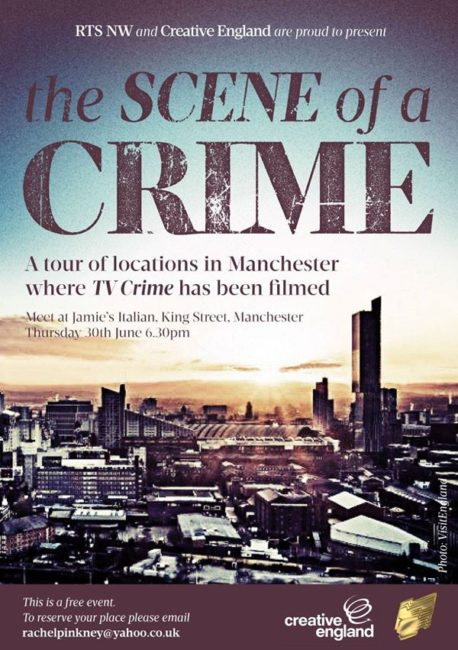 RTS Crime Locations Tour