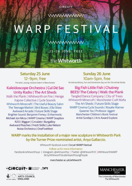 WYC Warp festival