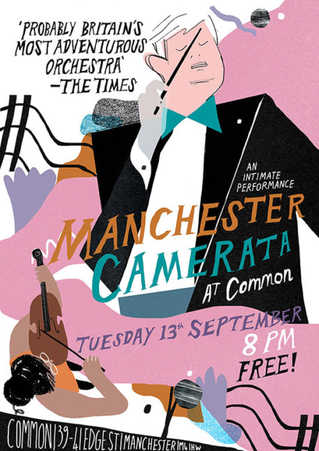 Manchester Camerata Live at Common
