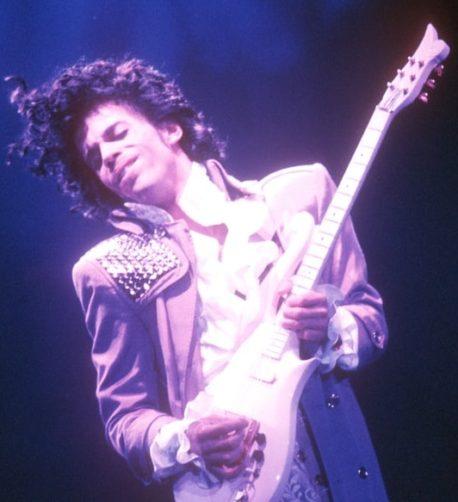 Prince Exhibition - Purple