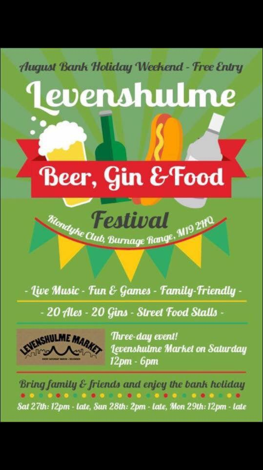 Bolton Food And Drink Festival  Tickets