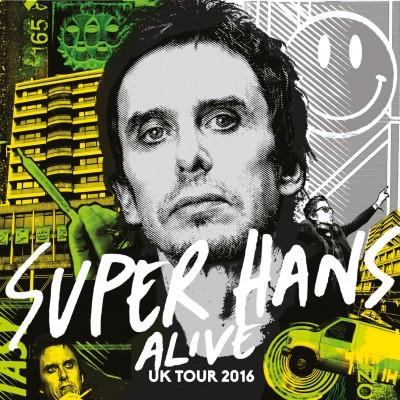 Super Hans Gorilla Manchester