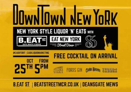 Downtown New York B.Eat Street
