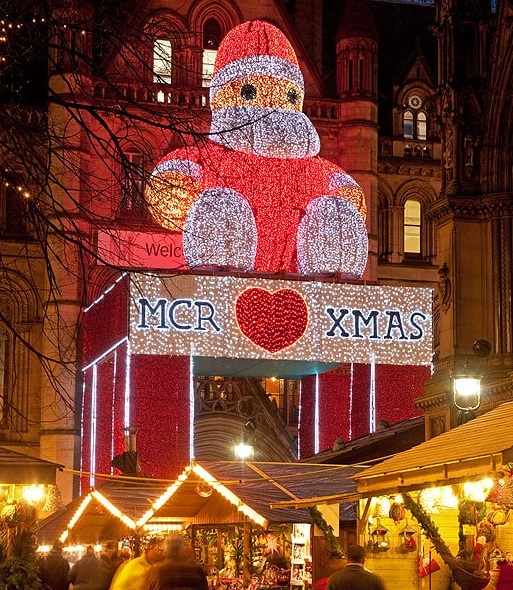 Christmas Places To Go Manchester: Ending Soon: Manchester Christmas Markets 2016