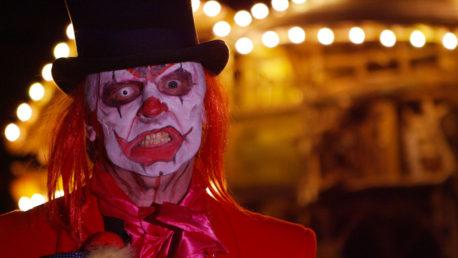 Pleasureland After Dark adult scare Halloween