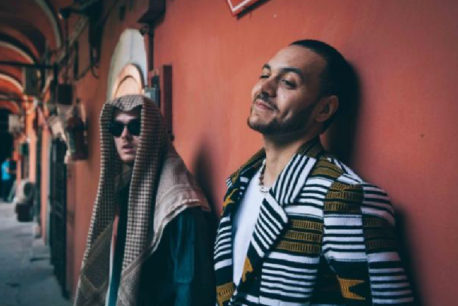 Yussef Kamaal Band on the Wall