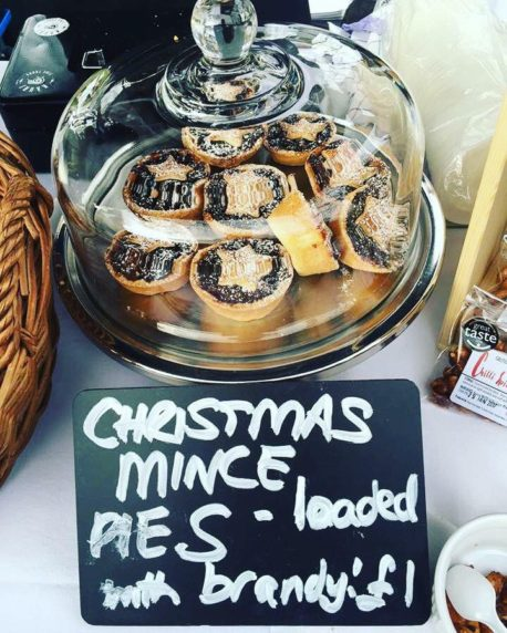 Christmas Mince Pies West Didsbury Makers Market