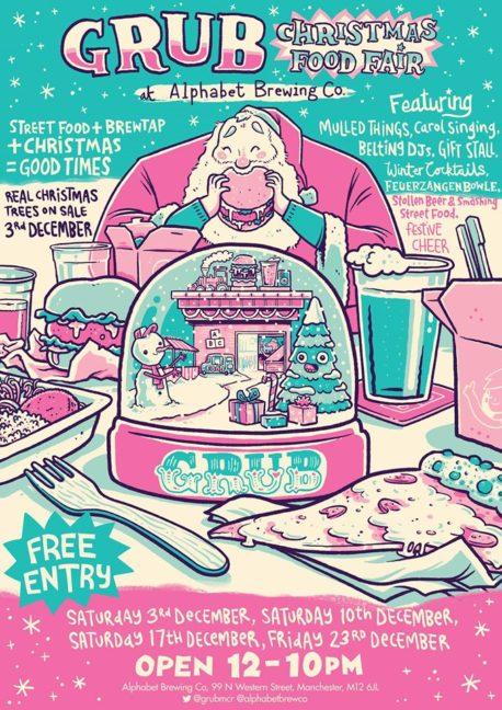 GRUB Christmas Fair