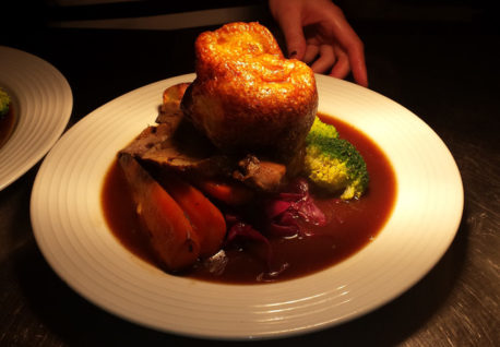 Oddest Bar sunday roast dinners Chorlton