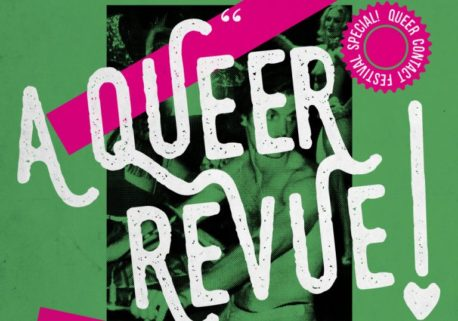 A Queer Revue February Band on the Wall