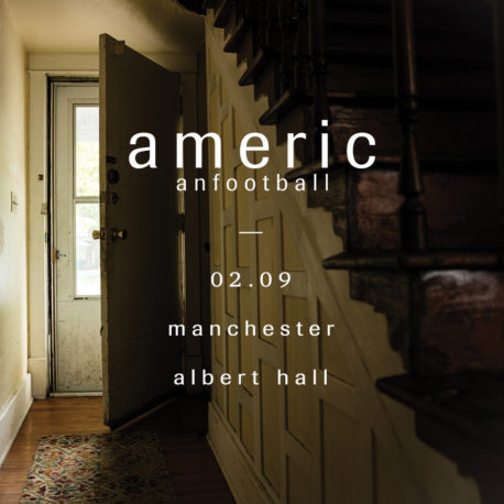 American Football Manchester Albert Hall