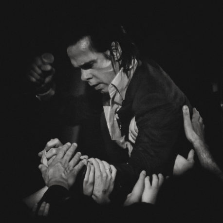 Nick Cave and the Bad Seeds Manchester