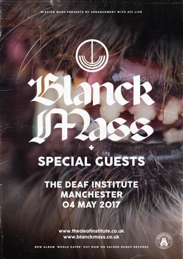 Blanck Mass Deaf Institute