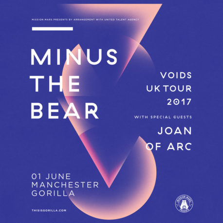 Minus The Bear Manchester