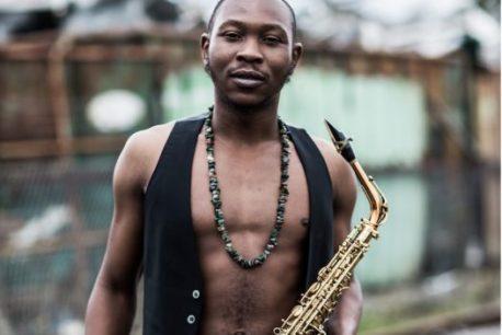 Seun Kuti Band on the Wall afrobeat