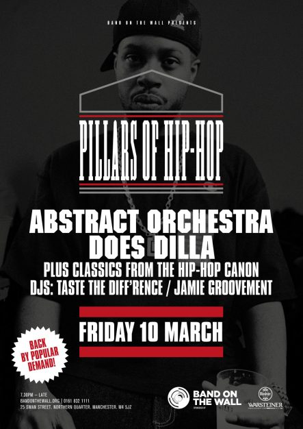 abstract orchestra dilla tribute