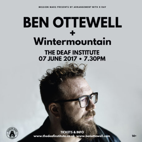 BEN OTTEWELL Deaf Institute Manchester