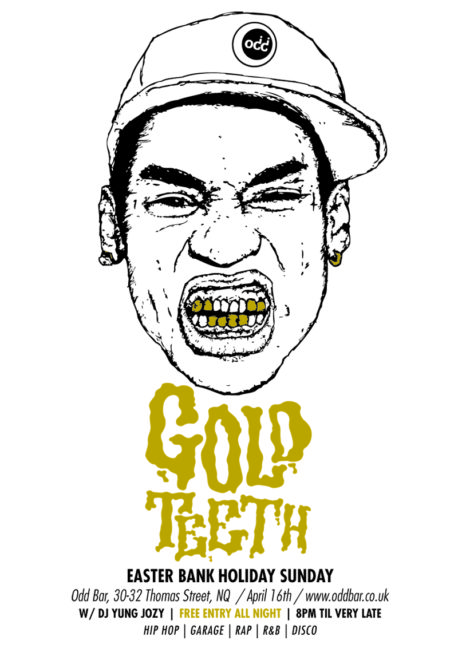 GOLD TEETH Easter Sunday 800 web