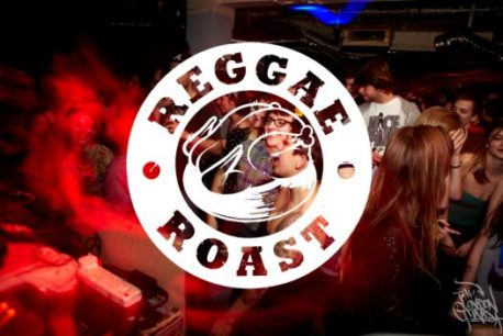 Reggae Roast Band on the Wall April 2017
