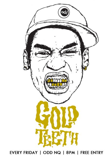 GOLD TEETH FRIDAYS