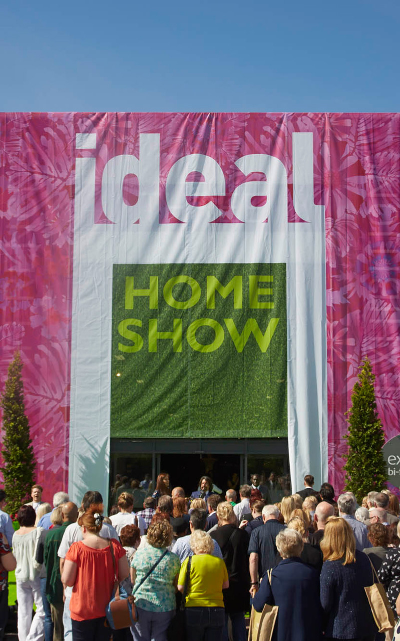 limited free ticket giveaway ideal home show 2017 at. Black Bedroom Furniture Sets. Home Design Ideas