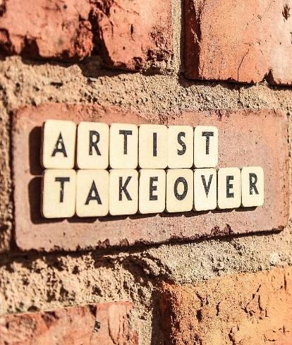 Artist Takeover
