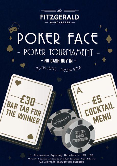 Fitzgerald - Poker Face 25th June 2017