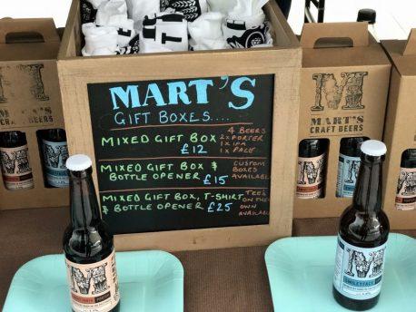 makers spinn june marts beer