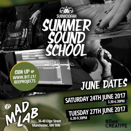 flyer sound school