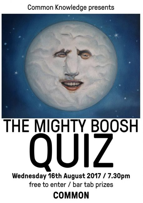 Mighty boosh quiz