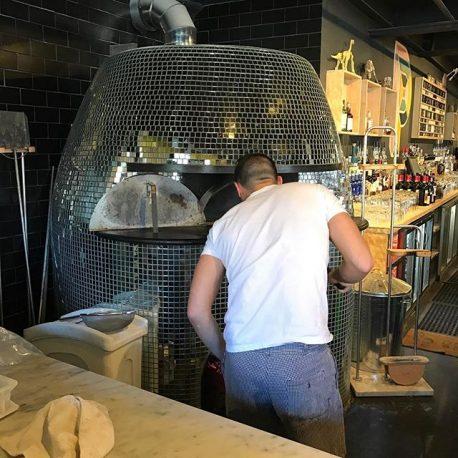 Ply-disco-oven