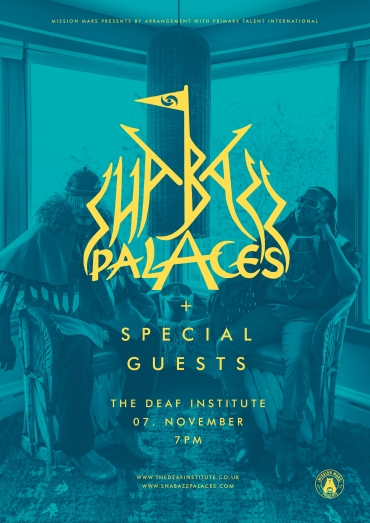Shabazz Palaces Deaf Institute