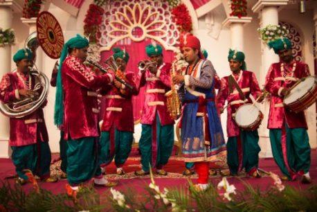 rajasthan heritage brass band botw